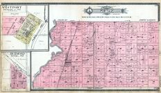 Portage Township, Westport, Richmond, Brown County 1911